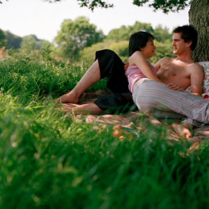 Couple doing nothing together under a tree Non-Typical Ways to Celebrate Love - EAT LOVE SAVOR International luxury lifestyle magazine and bookazines