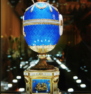 Faberge egg History of the Egg, Easter Eggs & Faberge EAT LOVE SAVOR International luxury lifestyle magazine and bookazines