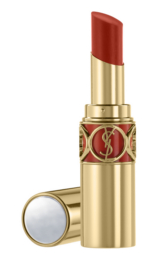 YSL Rouge Volupté Lipstick Red Temptation For The Love Of Lipstick & Lipgloss - EAT LOVE SAVOR International luxury lifestyle magazine and bookazines