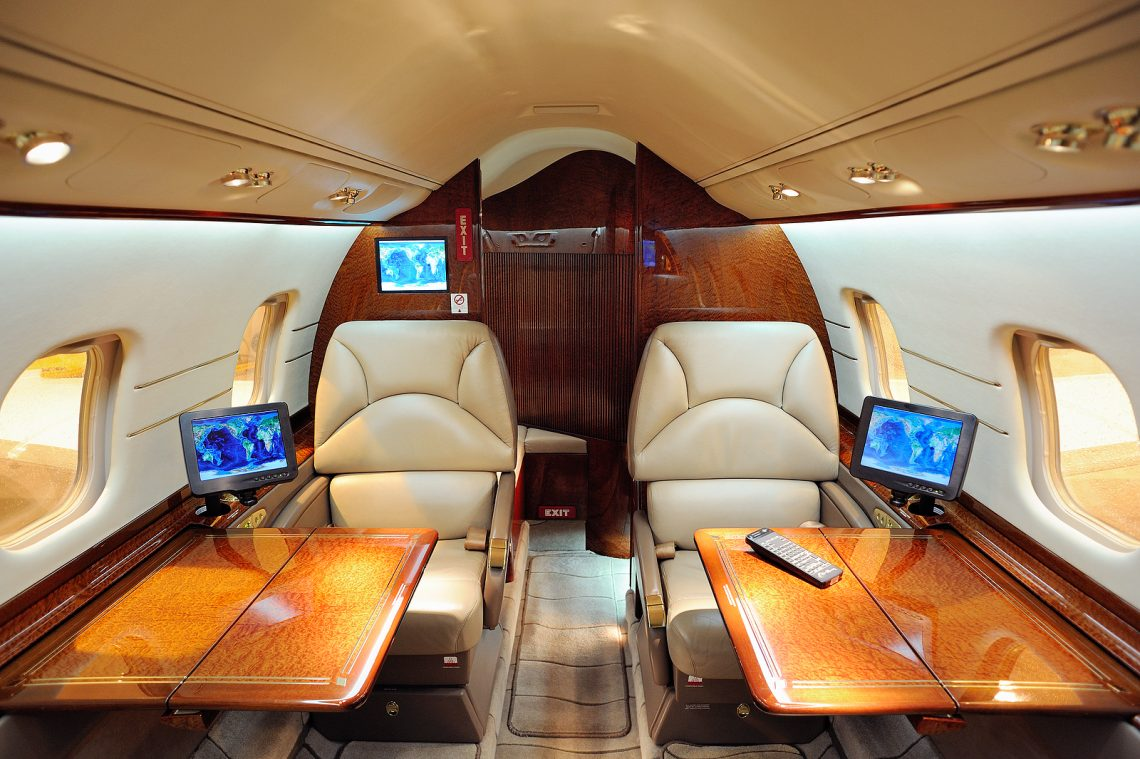 Interior Of Private Jet Airplane 5227241 Discover: Private Jets: The Luxurious Way to Fly EAT LOVE SAVOR International luxury lifestyle magazine and bookazines