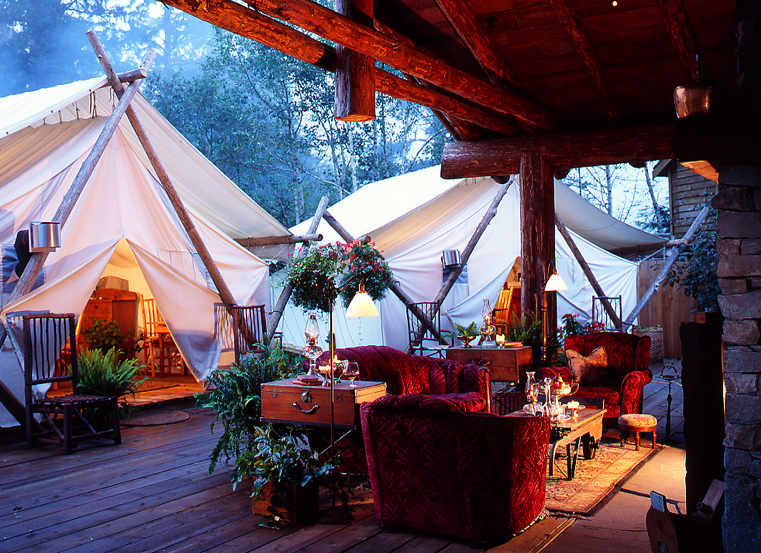 Clayoquot Luxe Camping