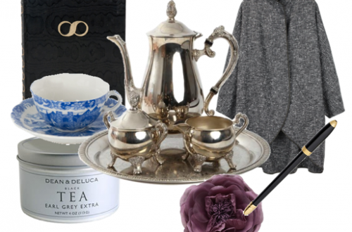 Luxury Moment Cozy Elegant Afternoon Tea