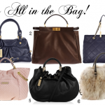Luxury Look Book: BAGS!