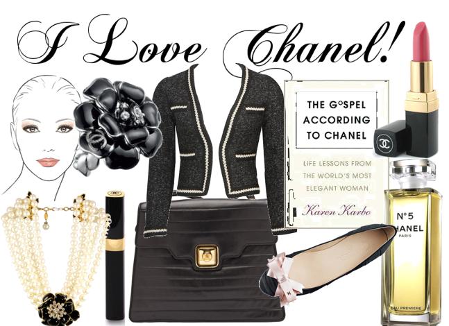 eatlovesavor luxury editorial I Love Chanel Luxury Look Book: Chanel - EAT LOVE SAVOR International luxury lifestyle magazine and bookazines