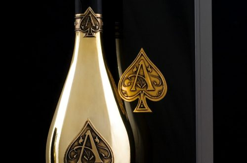 Armand de Brignac Brut Gold with Case Champagne Houses: Armand De Brignac - EAT LOVE SAVOR International luxury lifestyle magazine and bookazines