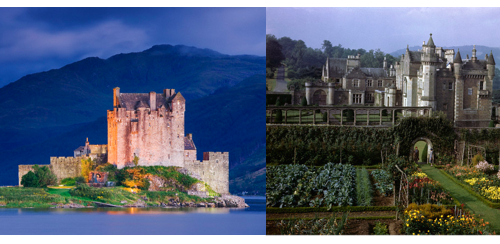 Scotish castles DISCOVER: Scottish Castles EAT LOVE SAVOR International luxury lifestyle magazine and bookazines