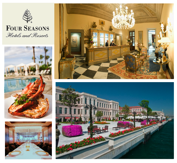 One Of The Well Known International Luxury Hotels And Resorts Four Seasons