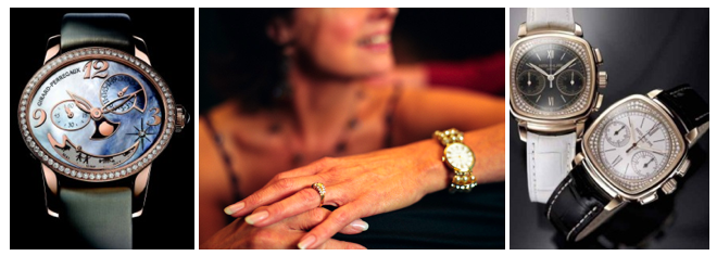 womens luxury watch article banner eat love savor magazine Haute Horlogerie: It's Not Just for the Boys EAT LOVE SAVOR International luxury lifestyle magazine and bookazines