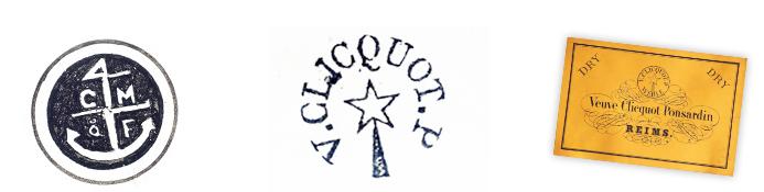 veuve clicquot symbols