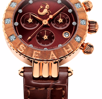 SEAH astrological watch