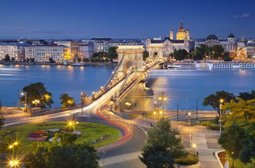 Budapest Hungary twilight Destination: Hungary EAT LOVE SAVOR International luxury lifestyle magazine and bookazines