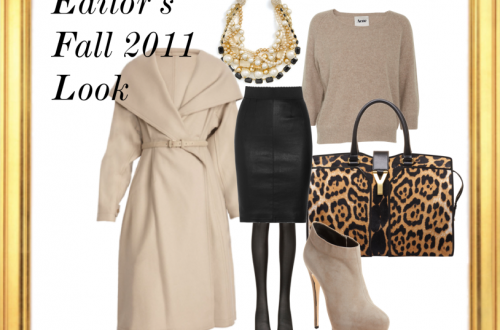 Fall Fashion look - Luxury Lifestyle Magazine