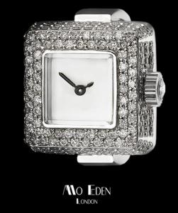 mo eden digit watch Mo Eden's 'Digit Watch' Keeps Your Finger on Time - EAT LOVE SAVOR International luxury lifestyle magazine and bookazines