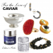 for the love of caviar
