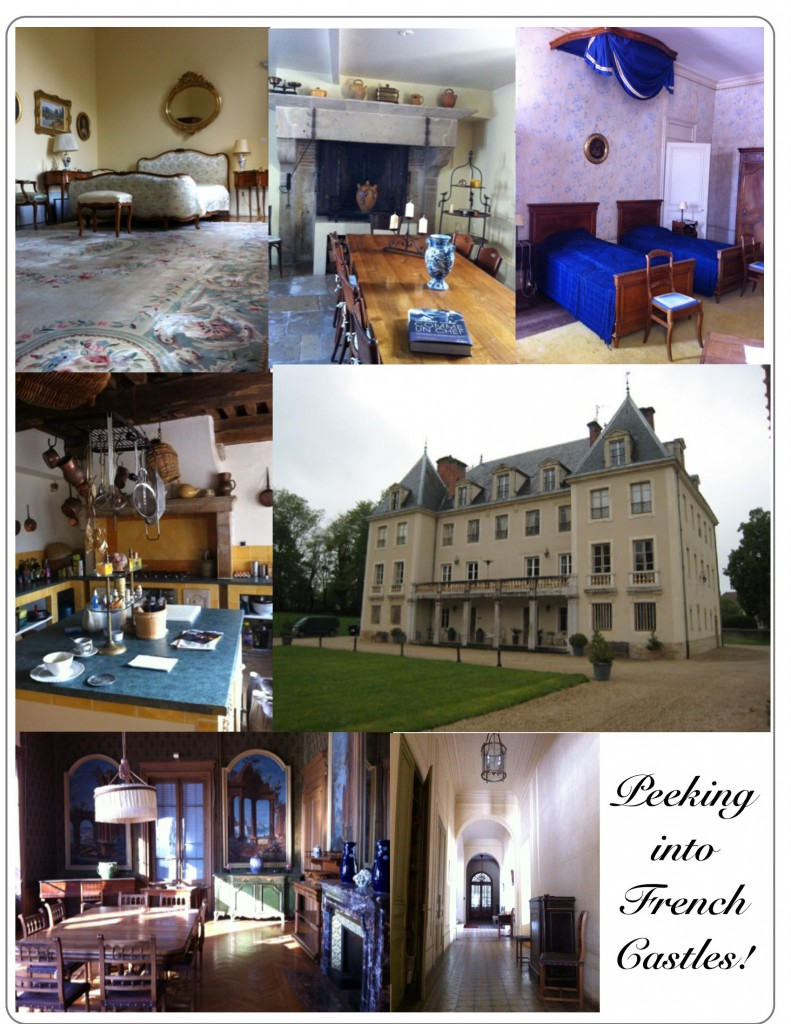 00014C Discover: A Peek at Castle Life in France EAT LOVE SAVOR International luxury lifestyle magazine and bookazines