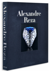 Alexandre Reza Alexandre Reza, Gemologist, Master Artisan and Exclusive Jeweler in Paris - EAT LOVE SAVOR International luxury lifestyle magazine and bookazines