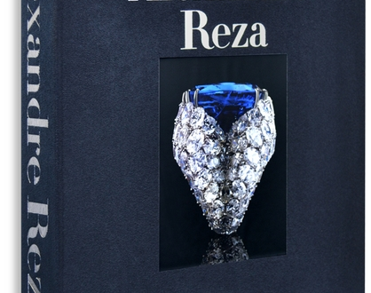 Alexandre Reza Alexandre Reza, Gemologist, Master Artisan and Exclusive Jeweler in Paris EAT LOVE SAVOR International luxury lifestyle magazine and bookazines