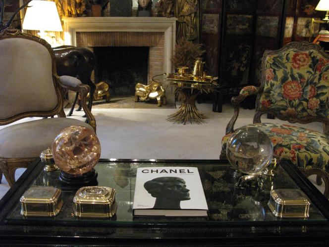 CHANEL Paris apartment book Discover: Luxury Brand: CHANEL - EAT LOVE SAVOR International luxury lifestyle magazine and bookazines
