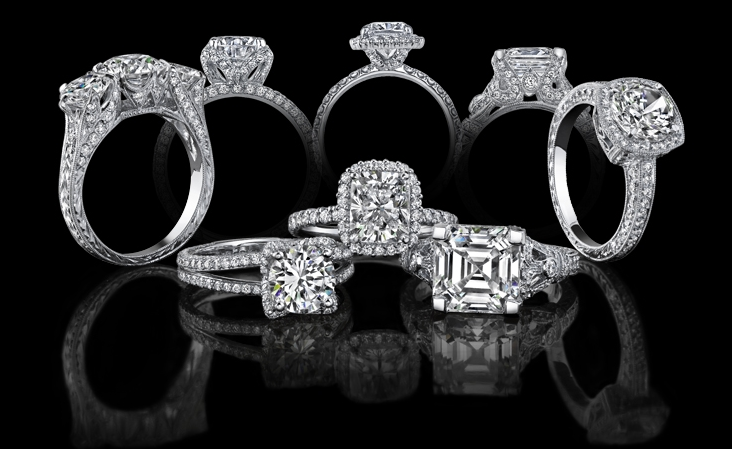 philip press platinum rings