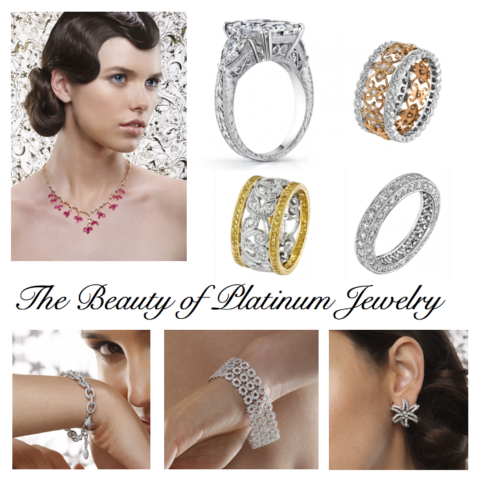 press piece 03-2012 platinum jewelry