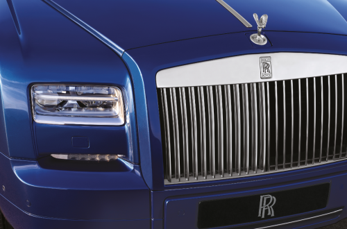 rolls phantom II coupe The Rolls-Royce Phantom Drophead Coupé Waterspeed Collection Celebrates Sir Malcom Campbell - EAT LOVE SAVOR International luxury lifestyle magazine and bookazines