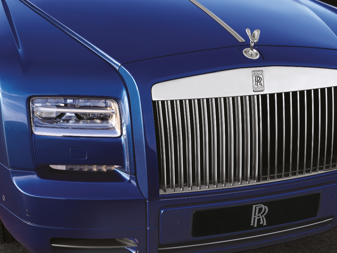 rolls phantom II coupe