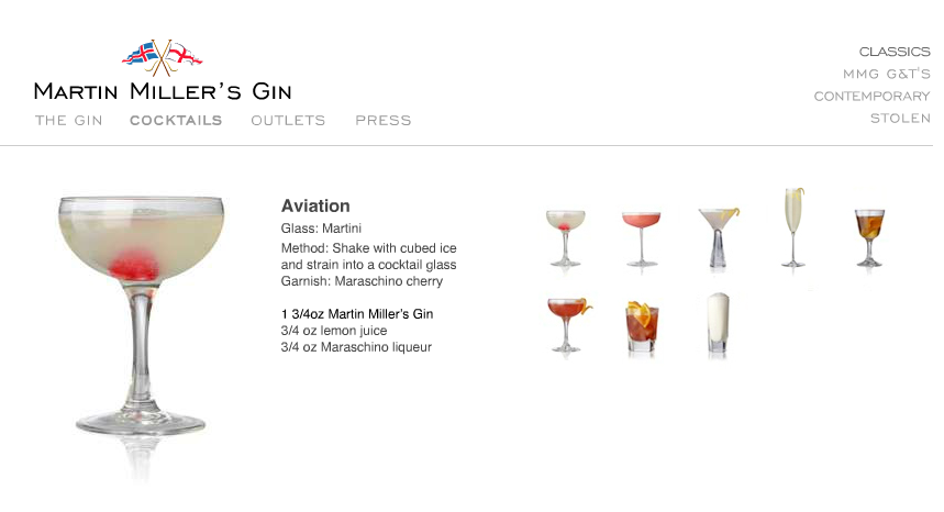 martin miller gin cocktails