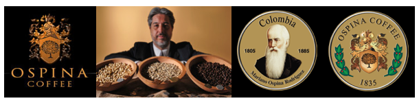 ospina coffee banner Interview with OSPINA Coffee Company CEO, Mariano Ospina - EAT LOVE SAVOR International luxury lifestyle magazine and bookazines