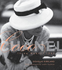 CHANEL by Douglas Kirkland BOOKS: Discover: CHANEL: Three Weeks in 1962 - EAT LOVE SAVOR International luxury lifestyle magazine and bookazines