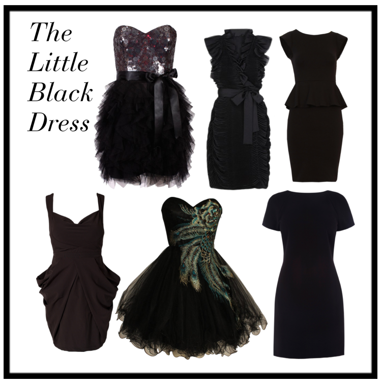 DISCOVER: The Little Black Dress