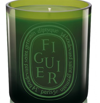 diptyque candle green