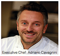 executive chef Adriano Cavagnini 2 Luxury Breakfasts: A Chef's Perspective: Interview with Four Seasons Hotel, Park Lane, London – Executive Chef: Adriano Cavagnini - EAT LOVE SAVOR International luxury lifestyle magazine and bookazines