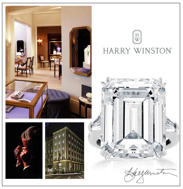 harry winston editorial eat love savor History and Legacy of Harry Winston - EAT LOVE SAVOR International luxury lifestyle magazine and bookazines