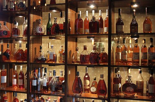 cognac expert shelf of cognac What Stirred New Interest in #Cognac? - EAT LOVE SAVOR International luxury lifestyle magazine and bookazines
