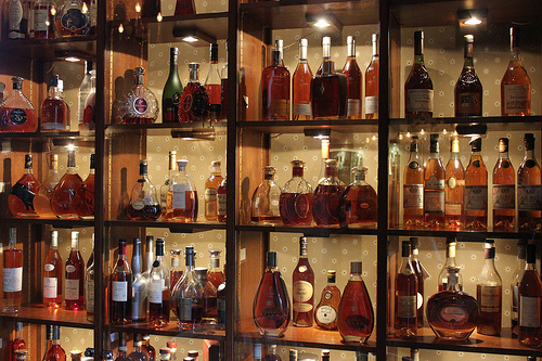 cognac expert shelf of cognac What Stirred New Interest in #Cognac? EAT LOVE SAVOR International luxury lifestyle magazine and bookazines