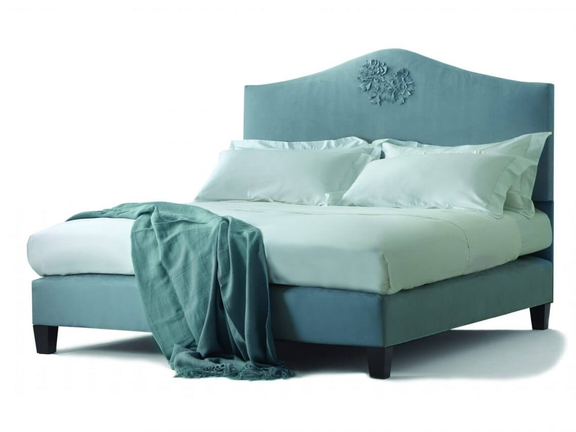 SB 3damask HR Savoir Beds, Makers of Luxury Beds for over a Century - EAT LOVE SAVOR International luxury lifestyle magazine and bookazines
