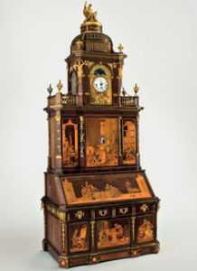 Abraham and David Roentgen furniture metmuseum Magnificent 18th–Century Mechanical Furniture by Abraham and David Roentgen on View at Metropolitan Museum - EAT LOVE SAVOR International luxury lifestyle magazine and bookazines