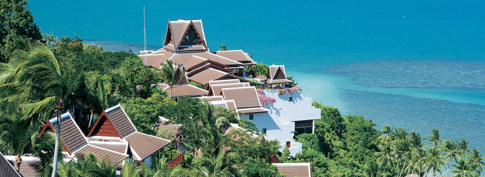 INTERCONTINENTAL SAMUI BAAN TALING NGAM RESORT DISCOVER: Intercontinental Samui Baan Taling Ngam Resort, Thailand EAT LOVE SAVOR International luxury lifestyle magazine and bookazines