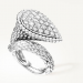 The Maison Boucheron serpent ring