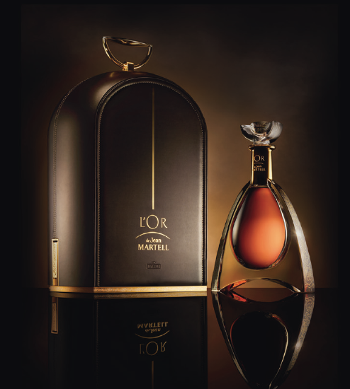 lor martell cognac w Discover: MARTELL 'RARE ENCOUNTERS': L'OR de Jean Martell, Cognac - EAT LOVE SAVOR International luxury lifestyle magazine and bookazines