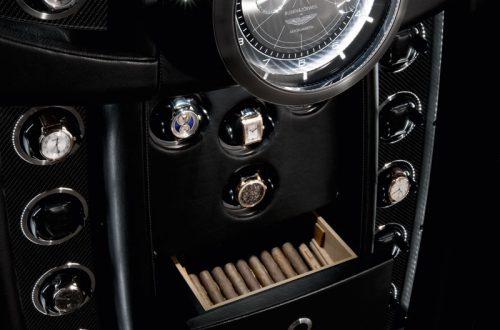 BUBENZORWEG Object of Time One 77 detail clock Object of Time One-77 BUBEN&ZORWEG for Aston Martin - EAT LOVE SAVOR International luxury lifestyle magazine and bookazines
