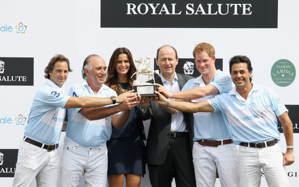 Royal Salute 1 Teams Announced for the Sentebale Royal Salute Polo Cup at Greenwich Polo Club on May 15, 2013 - EAT LOVE SAVOR International luxury lifestyle magazine and bookazines