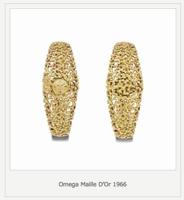 Omega Maille D'Or 1966