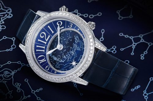 Jaeger LeCoultre Rendez Vous Celestial 1 Jaeger-LeCoultre, feminine collection Honouring 180 years of watchmaking expertise EAT LOVE SAVOR International luxury lifestyle magazine and bookazines