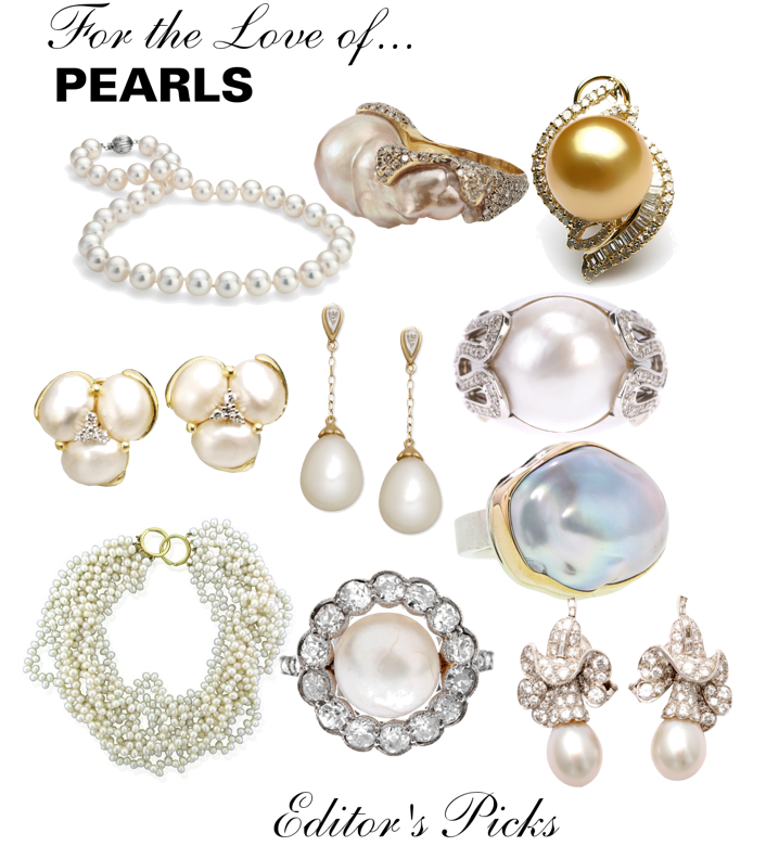 for the love of pearls