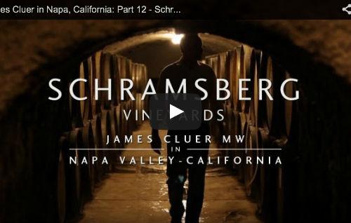 Screen shot 2013 08 18 at 10.30.32 AM James Cluer's Wine Route: Schramsberg ~ video - EAT LOVE SAVOR International luxury lifestyle magazine and bookazines