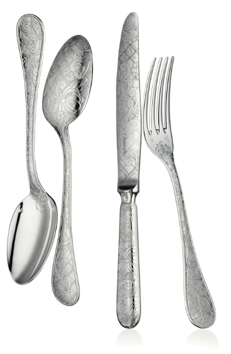 christofle flatware jardin