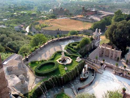 Villa d'Este, Tivoli3