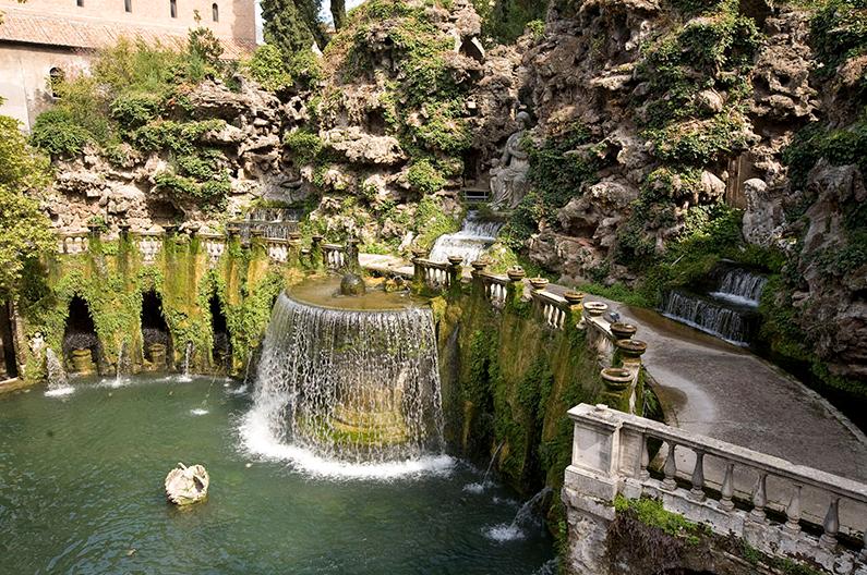 Villa d'Este, Tivoli1