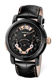 The Nicolas Rieussec Rising Hours for Monaco montblanc